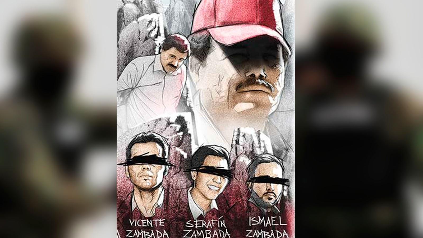 """Así se convirtió """"El Mayo Zambada"""" en el capo de capos, según Vicente Zambada Niebla, El Vicentillo"""