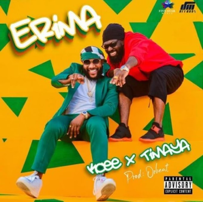 "[Lyrics] Kcee ft. Timaya – ""Erima"""