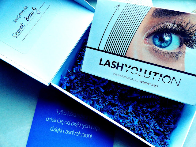 lashvolution odżywka do rzęs pielęgnacja oczy spojrzenie