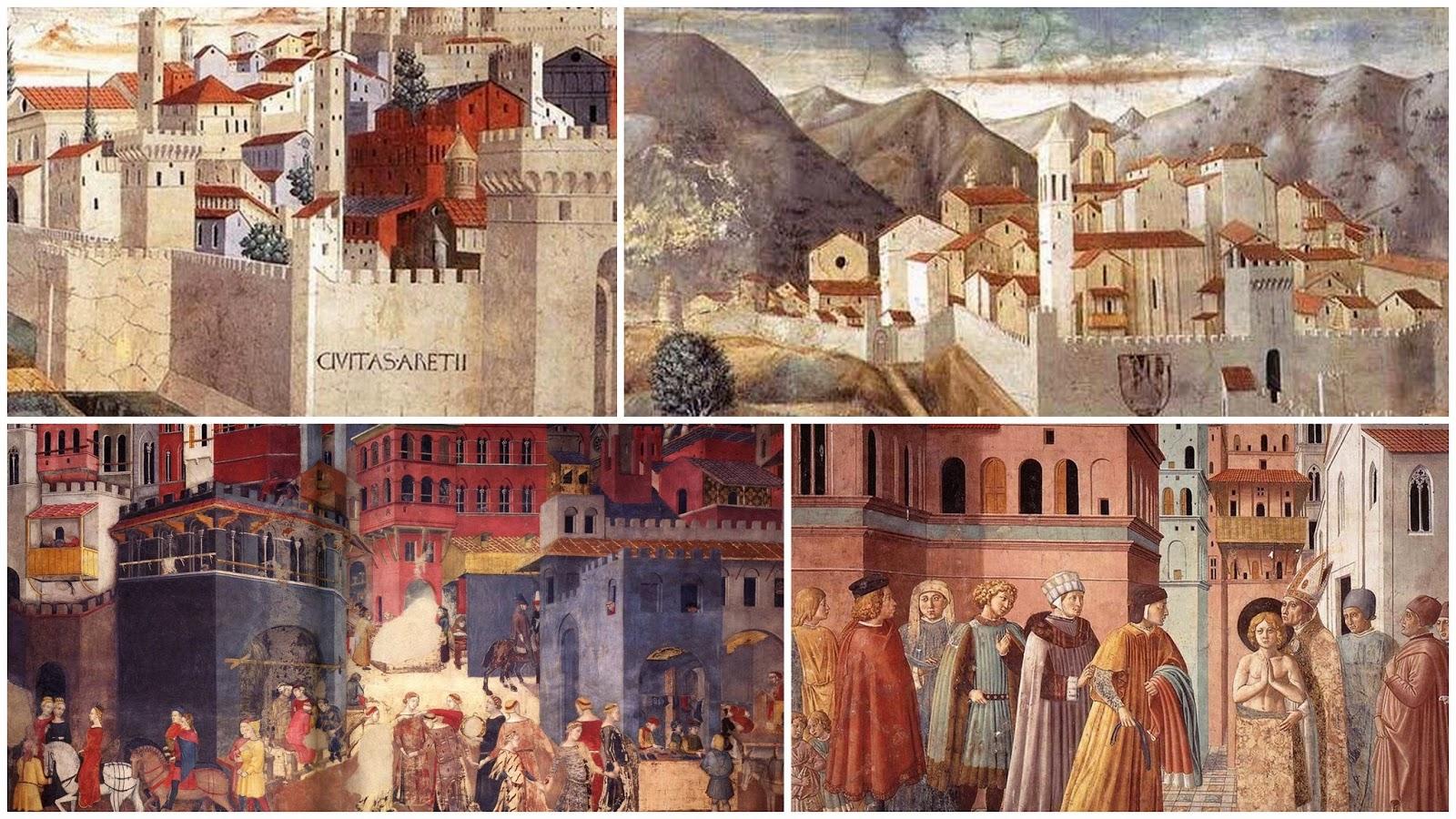 I colori del Medioevo