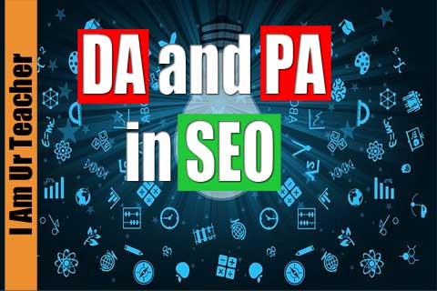 Da & Pa | What is da and pa in seo