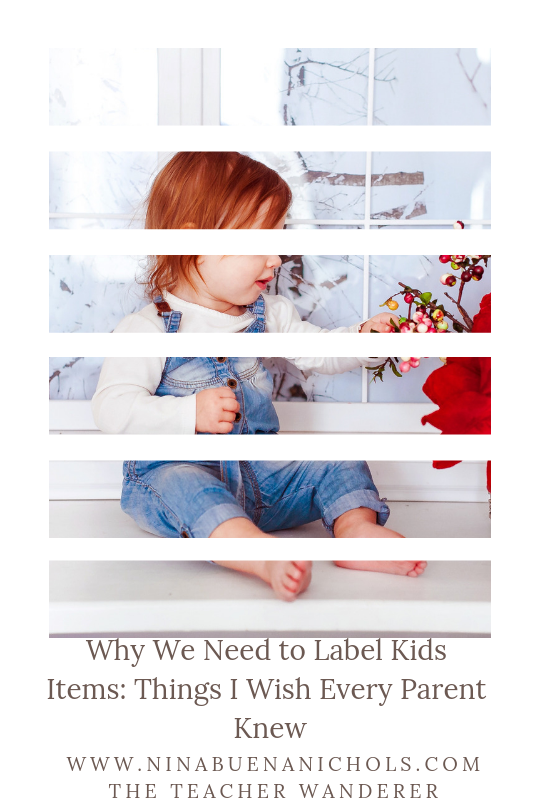 Why We Need to Label Kids Items