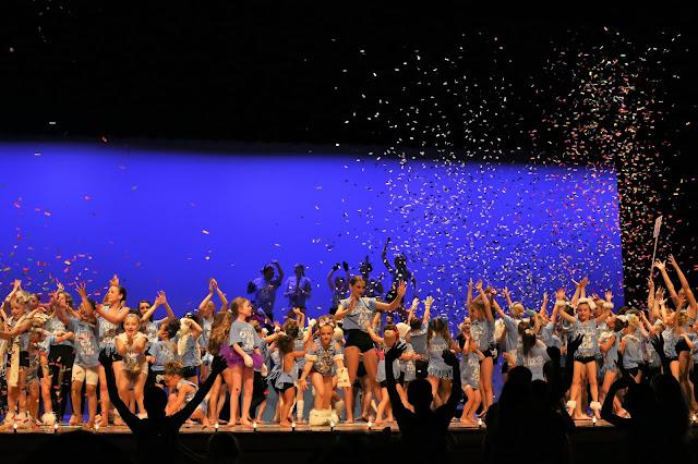 Dance Recital Finale
