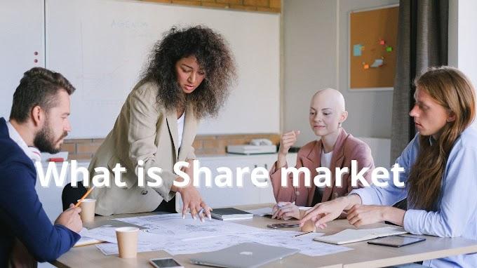 What is Share market? শেয়ার বাজার কি