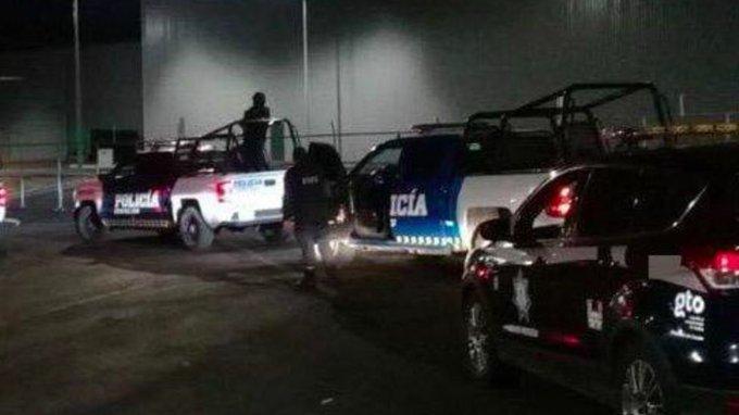 6 Sicarios son abatidos al envalentonarse y enfrentarse a Policías en Celaya; Guanajuato
