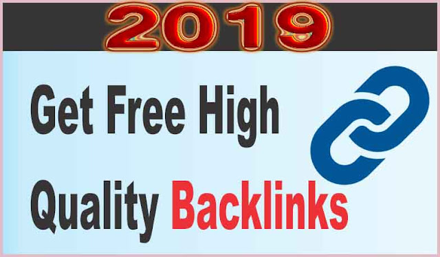 200+ High DA Domain Authority Backlinks Sites List 2019