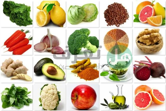 هل تعرف ما هي الأطعمة التي تعزز من صحة الكبد؟