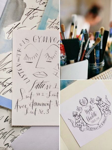 Splendid Sass The Art Of Calligraphy