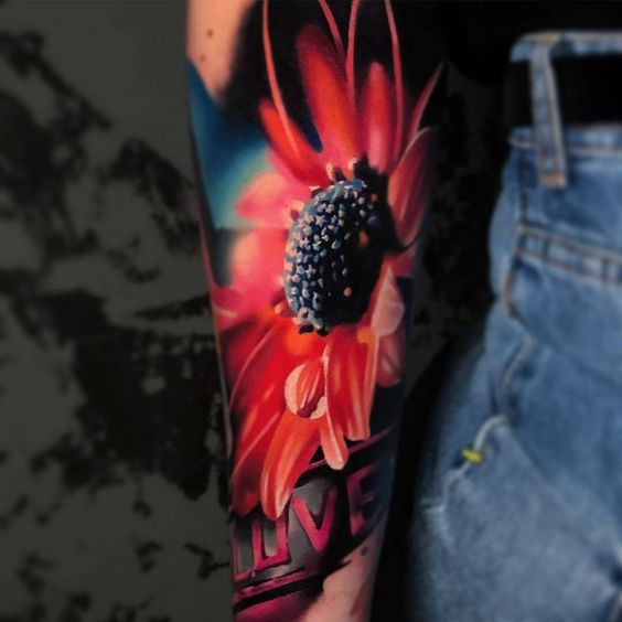hyper realistic tattoo artists florida