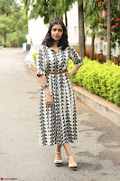 Swathi Reddy Looks super cute at London Babulu theatrical trailer launch ~  Exclusive 072.JPG