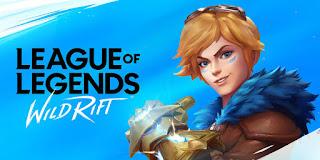 League of legends wild rift ios