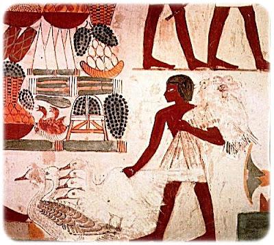 Ancient Egypt Food