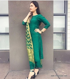 new trends in churidar stitching