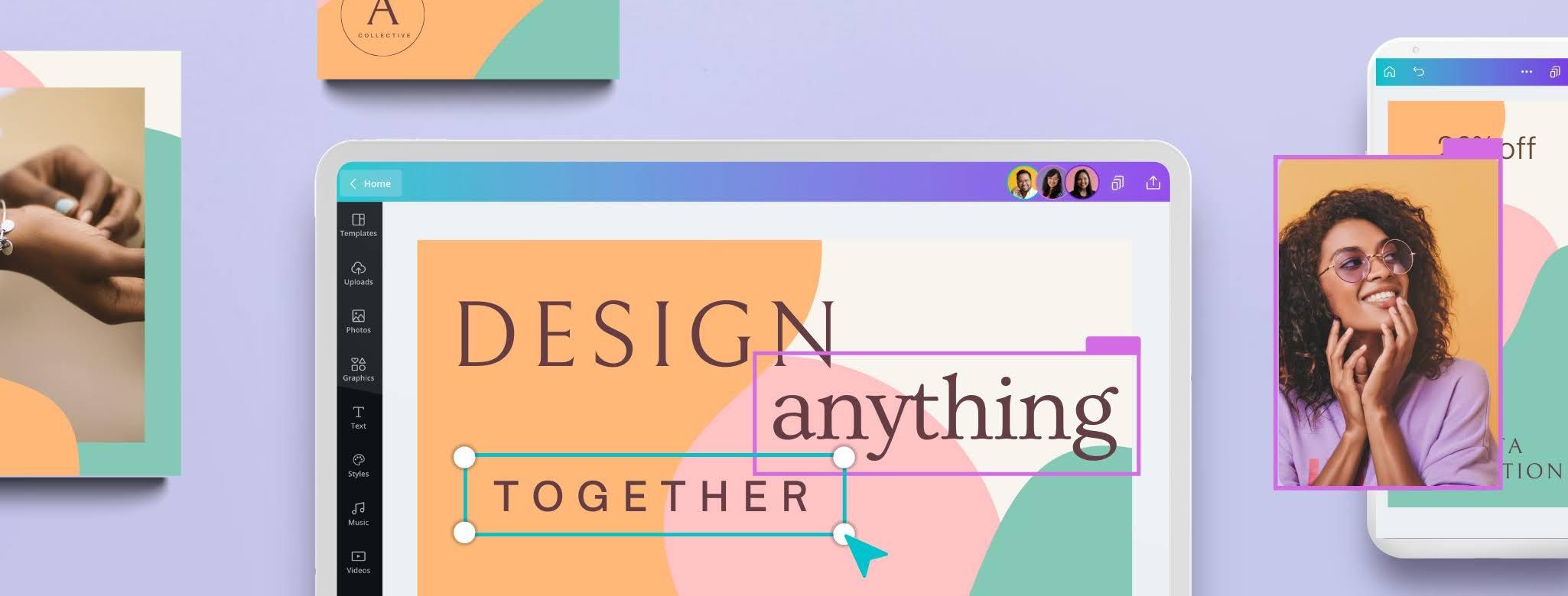 Lowongan Kerja Remote Senior Graphic Designer (Canva)