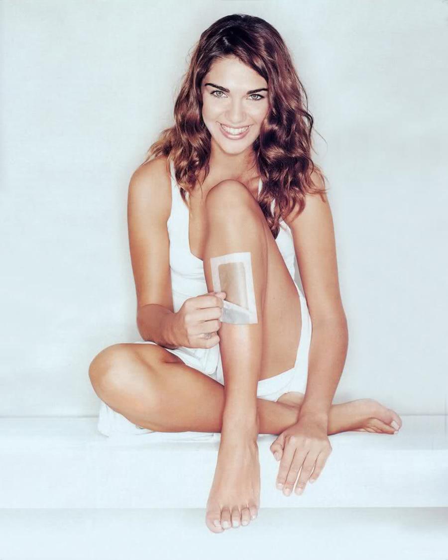 Artis Seksi dan cantik Spanyol  Lorena Bernal