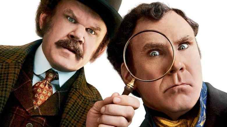 Holmes & Watson: Sony reportedly tried and failed to sell the film to Netflix