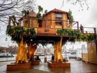 Safari Tree House London