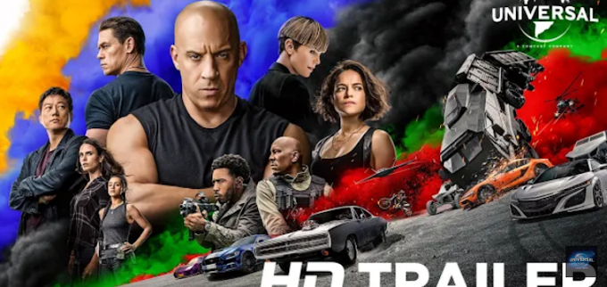 Hindi Dubbed Vin Diesel's Fast and Furious VlNew Hollywood Movie Download Tamilrockers HD Quality