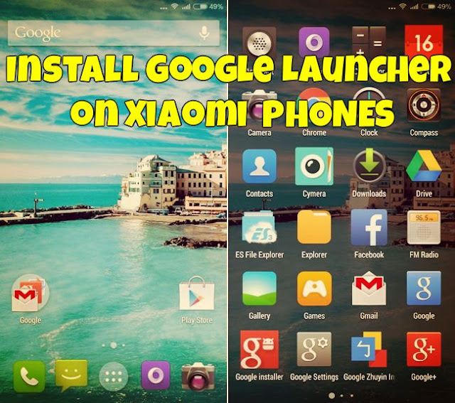 How to install Google Pixel Launcher On Xiaomi Mobiles running on Miui 8 or Above ( Step by Step Guide )