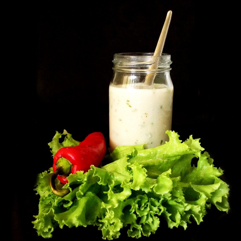 dressing, ranch dressing, vegan, dairy, salad, vegetables