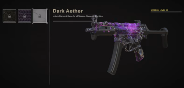 Black Ops Cold War: How to get Gold, Diamond and Dark Matter camouflage, guide
