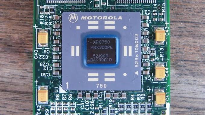 Motorola 68K, MIPS, Sparc, DEC ALPHA y PowerPC: los grandes procesadores olvidados de los 90