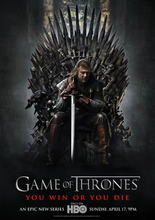 Game of Thrones 2011 Complete S01 BRRip 720p Dual Audio In Hindi English ESub