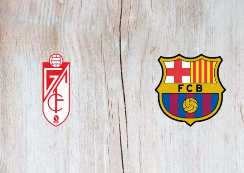 Granada vs Barcelona -Highlights 09 January 2021