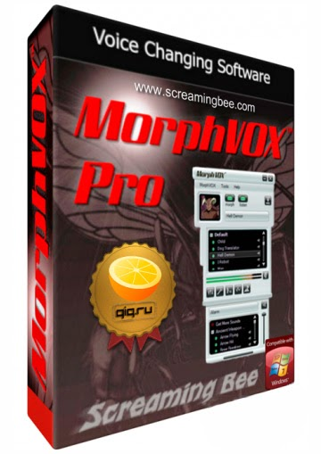 MorphVOX Pro Full Version