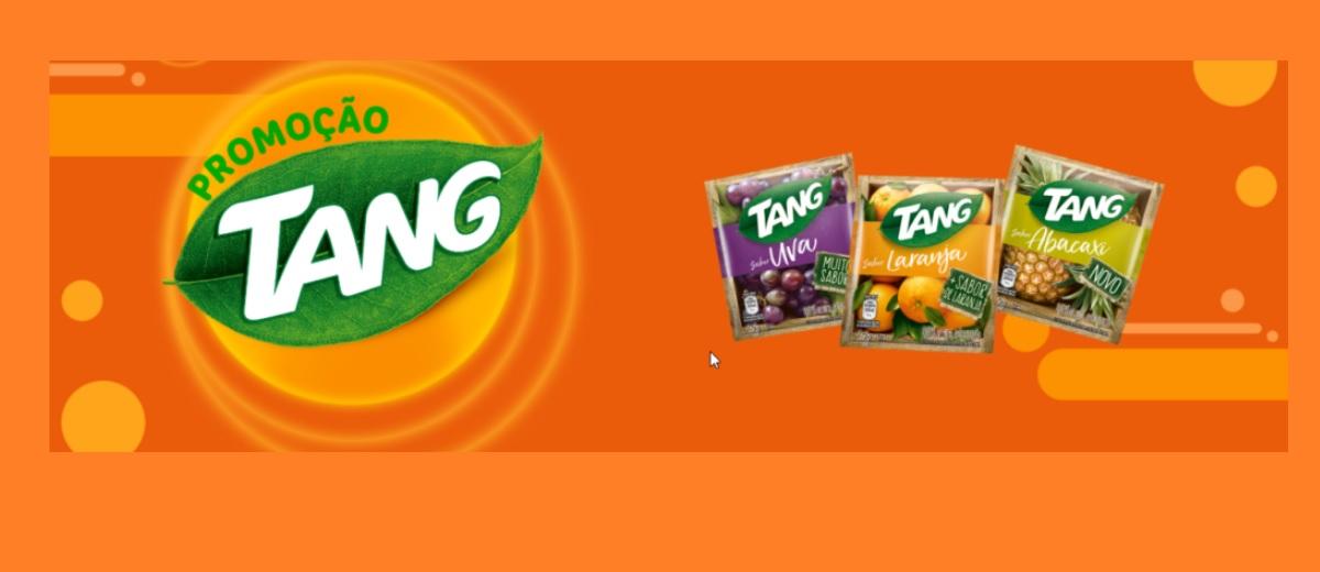 Cadastrar Promoção Tang 2021 - Prêmios, Participar