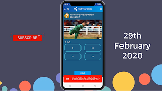 My Telenor Play and Win 29-02-2020