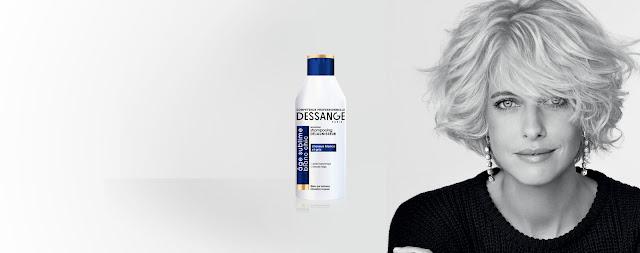 Shampooing Déjaunisseur - Âge Sublime Blanc Chic - Dessange
