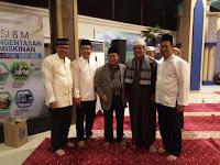KH. Amiruddin Nahrowi Beri Tausiyah Kebangsaan Dalam Penutupan Safari Ramadhan Pemprov Sumsel