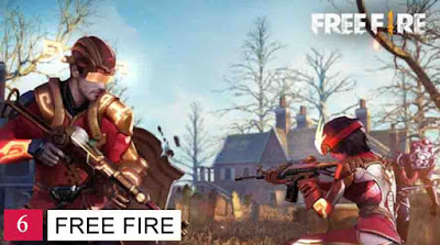 Free Fire game populer