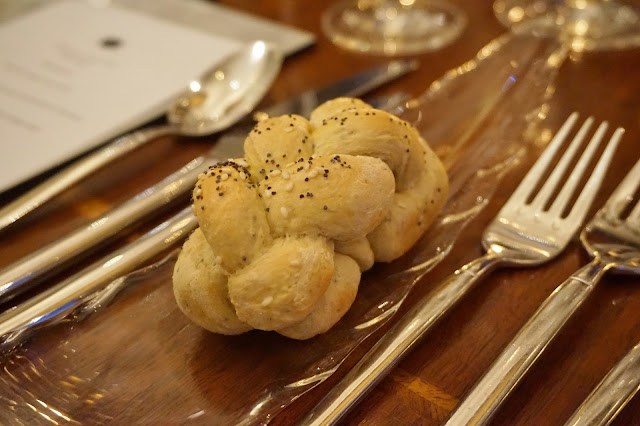 Dine Venues The Mansion Leeds bread roll