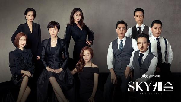 Download Drama Korea Sky Castle Batch Subtitle Indonesia