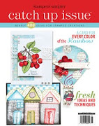 I Was Published in Stampers' Sampler catch up issue Vol 16