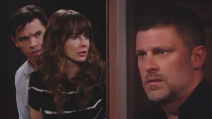 Days of Our Lives Preview: Eric vs Xarah! And The Return of Stefano DiMera?!