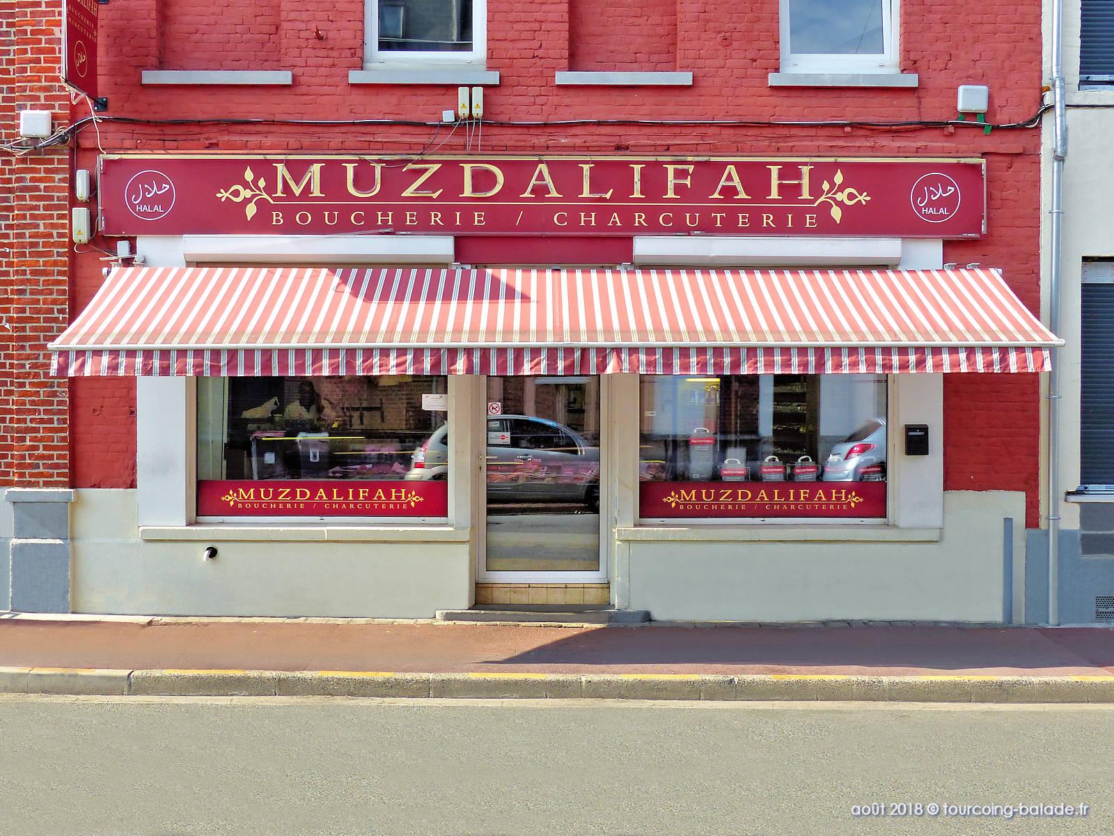 Boucherie Muzdalifah, Tourcoing Croix-Rouge