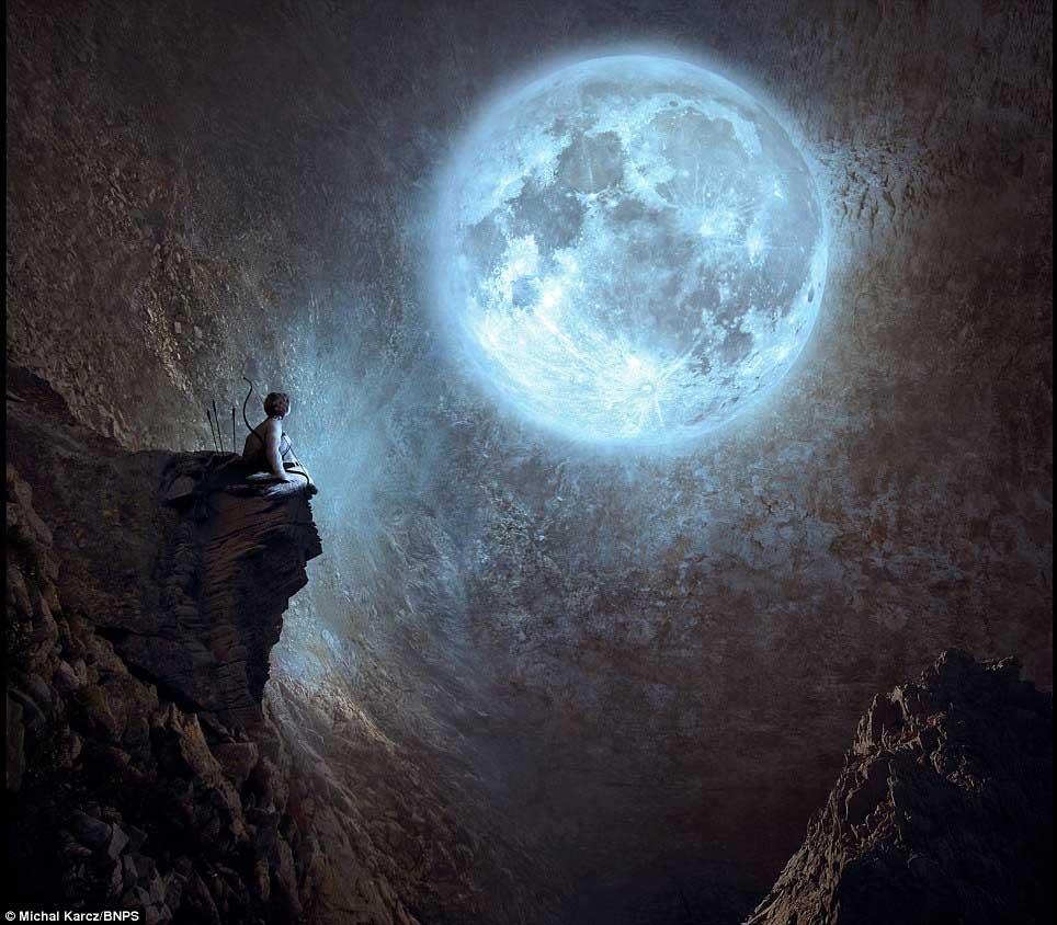 月球的秘密