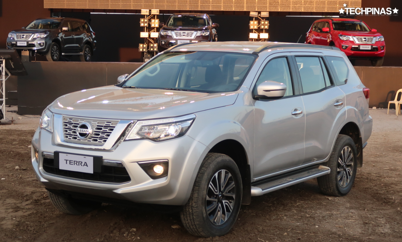 Nissan Terra Price Starts at PHP 1 499 Million, Officially