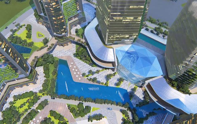 Tiện ích dự án Sunshine Empire Ciputra Hà Nội Tower Xuân Đỉnh Từ Liêm - Tây Hồ Hà Nội