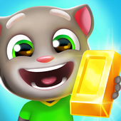 Download Talking Tom Gold Run game For iPhone and Android