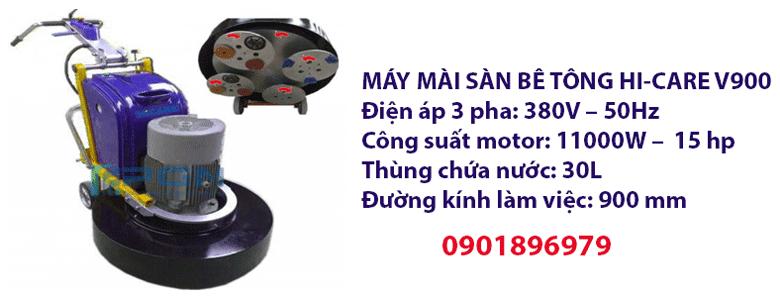 MÁY MÀI SÀN BÊ TÔNG HI-CARE V900