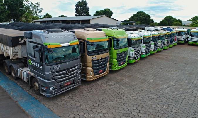 Vobeto Transportes abre 10 vagas para motoristas carreteiros