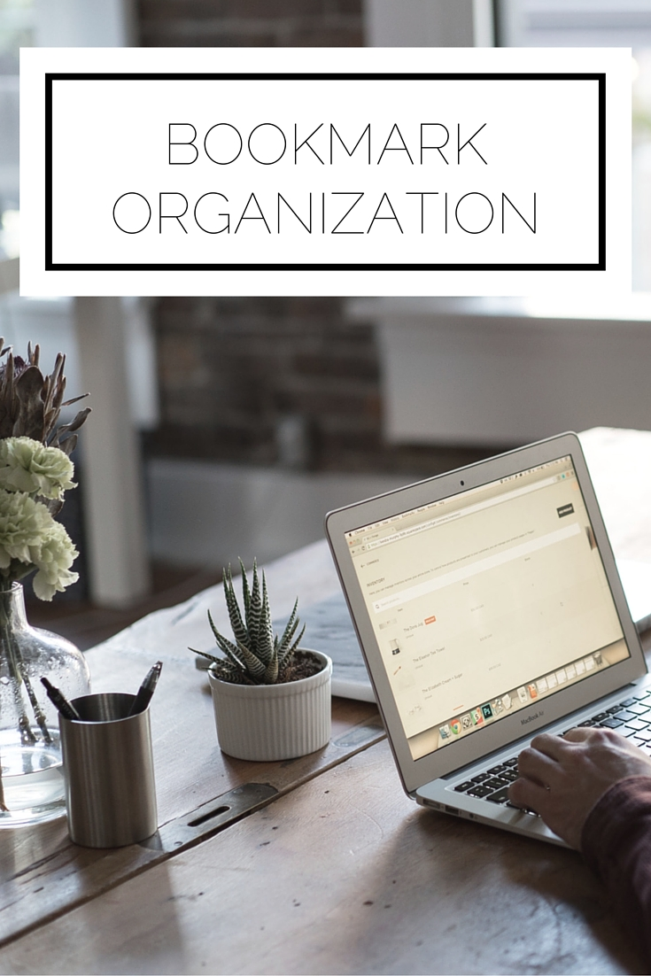 Click to read now or pin to save for later! Are your bookmarks out of hand? Here's the way to organize them and get everything under control