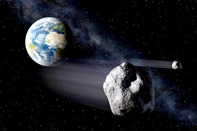 Asteroide próximo à Terra