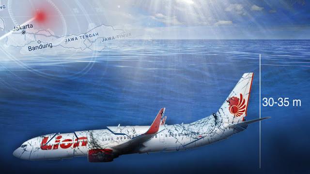 Kata Ahli Soal Jatuhnya Pesawat Baru Lion Air JT 610