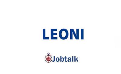 LEONI Summer Internship التدريب الصيفي في شركة ليوني