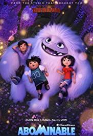 Everesti Jeti i vogel Abominable Dubluar ne shqip